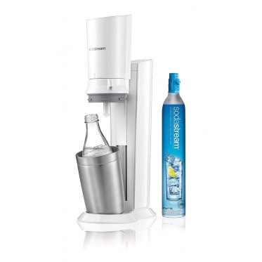 Gasatore acqua Sodastream Crystal Biaco