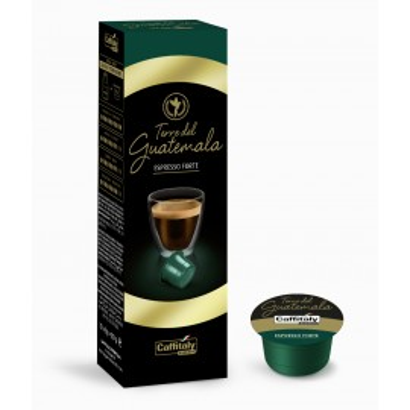 Caffitaly Terre del Guatemala 100% Arabica Box 10 capsule