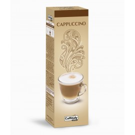 10 capsule Caffitaly cappuccino