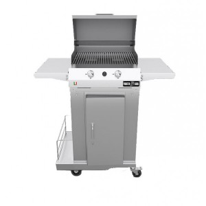 Barbecue a gas Fry Top 750 Basic 5 bruciatori 1050-V