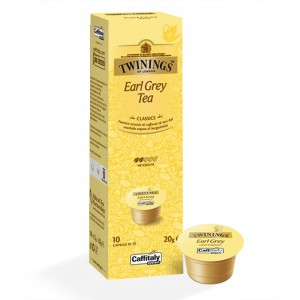 Twinings Earl Grey Tea Caffitaly
