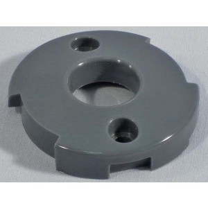 HIGH SPEED OUTLET SPIGOT - GREY