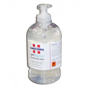 Gel Disinfettante Mani 500 ml.