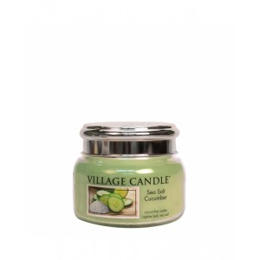 Candela profumata Sea Salt Cucumber 11 oz