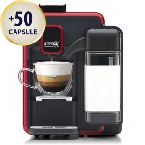 Macchina da caffè Caffitaly System One Touch S22 Red