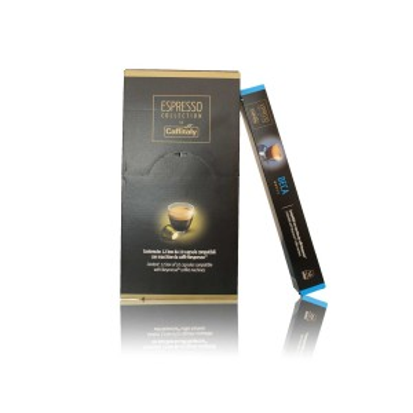 Confezioni 120 capsule Collection Deca compatibili con Nespresso