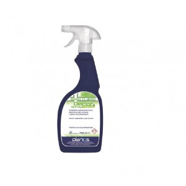 Diaclor Spray detergente igienizzante alcalino clorattivo schiumogeno 750 ml