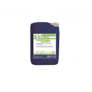 Diactive Hospital detergente igienizzante alcalino clorattivo non schiumogeno 5 LT