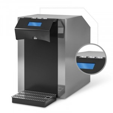 Macchina acqua frigogasatore Euros 40 versione elettrica