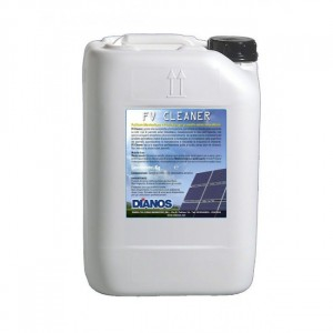 FV CLEANER Detergente manutentore protettivo per pannelli solari e fotovoltaici 10 kg