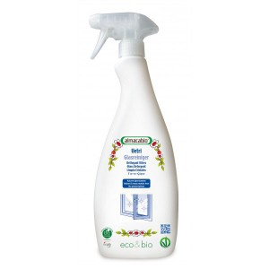 Detergente spray per vetri 750 ml.