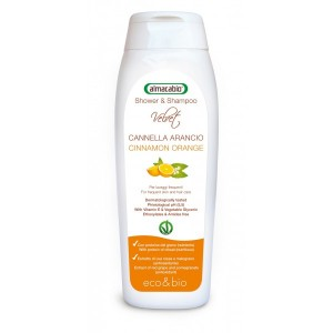 Shower & Shampoo Cannella Arancio da 250 ml.