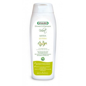 Shower & Shampoo Mirra da 250 ml.