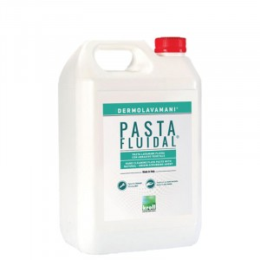 Pasta lavamani sgrassante Fluidal 5 Lt.