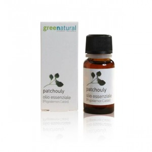 Olio essenziale Greenatural Patchouly - 10ml