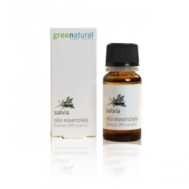 Olio essenziale Greenatural Salvia - 10ml
