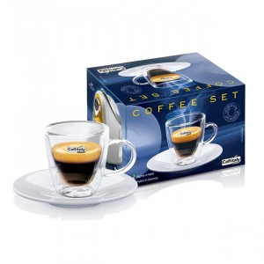 Set 2 tazzine per caffè