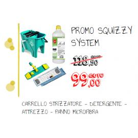 Promozione Squizzy system