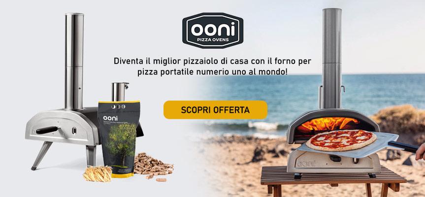 Forni pizza Ooni