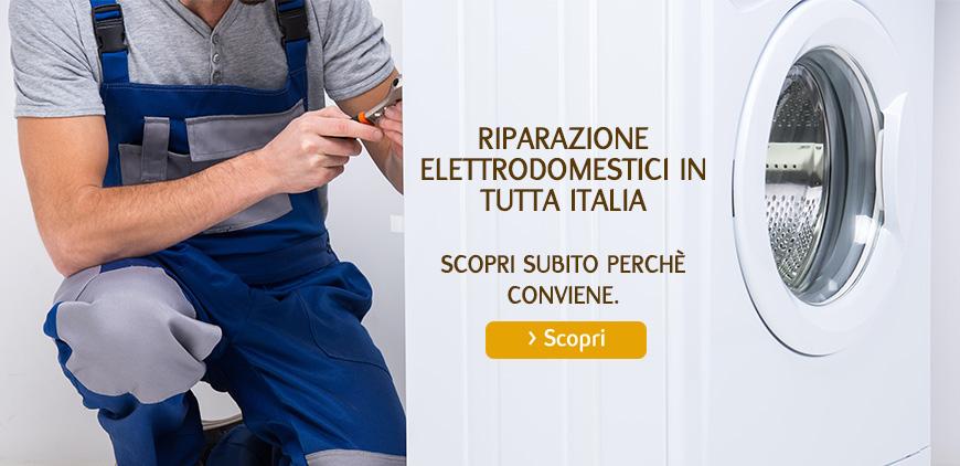 Riparazioni elettrodomestici on line