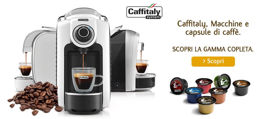 Macchine da caffè e capsule caffè Caffitaly